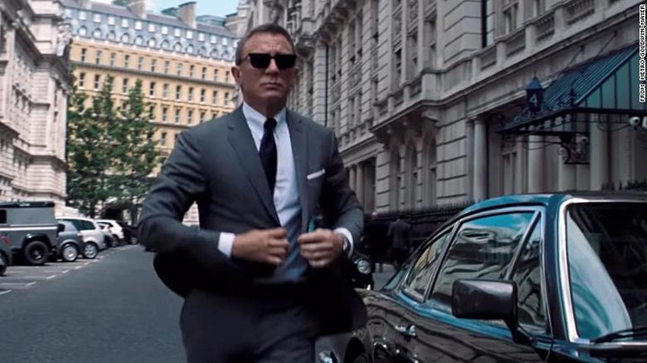 007, No Time To Die - World Premiere (TBC) image