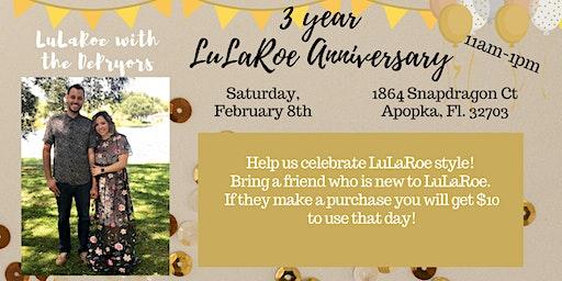 LuLaRoe Anniversary Open House