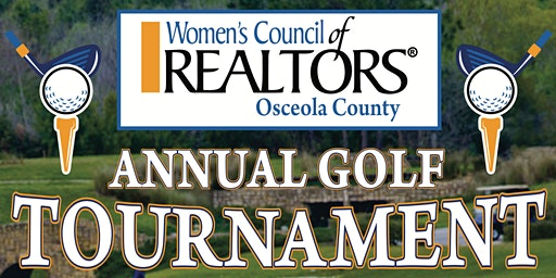 Annual Golf Tournament Women's Council of REALTORS Osceola County