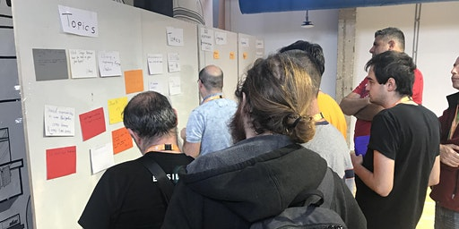 Java.IL UnMeetup 2020: Open Spaces Gathering