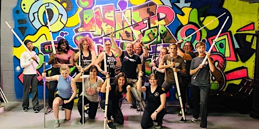 SOLD OUT Beginner Sword Fighting Workshop (Women-Only)