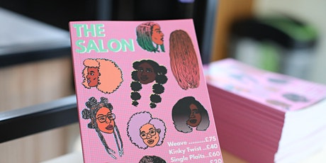 The Salon: Black women, hair and heritage tickets