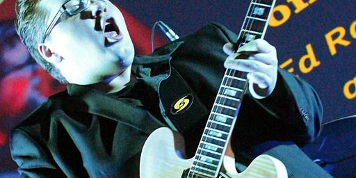 The Gabe Stillman Band Blues-N-Q