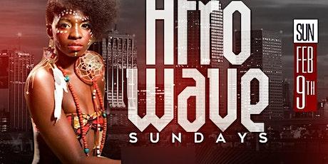 AFROwave Sundays entradas