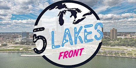 5 LAKES Front tickets