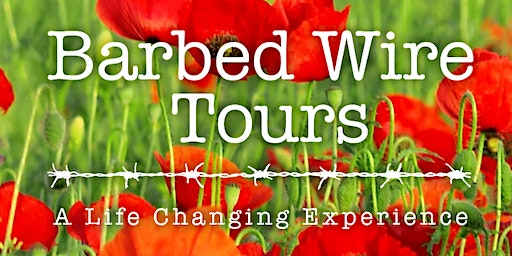 Adult Lecture Series: Peter Whapshott on Barbed Wire Tours