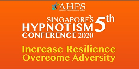 Cancelled due ro COVID-19* 	Dear Guest We at AHPS are saddened by the covid-19 pandemic and are sorry to inform you that we have decided to postpone our event (AHPS 5th Annual Hypnotism Conference) scheduled for March 21, until further notice. Please  tickets
