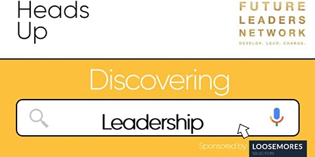 Discovering Leadership tickets