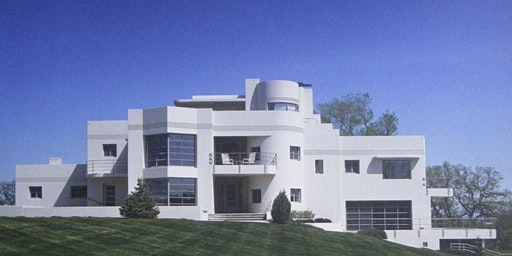 Moderne Masterpiece: Butler House Architectural Tour & Lecture