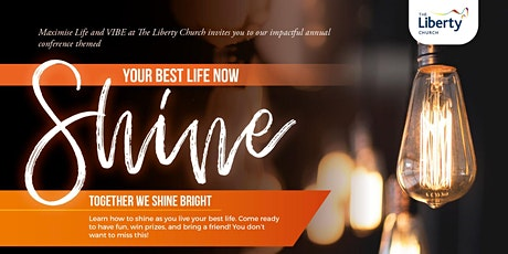 Your Best Life Now Conference 2020 tickets