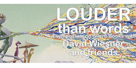 LOUDER THAN WORDS - iBbY Ireland Symposium tickets