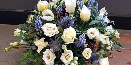 Mothers Day Gifts Floristry Workshop  Make a beautiful table arrangement tickets