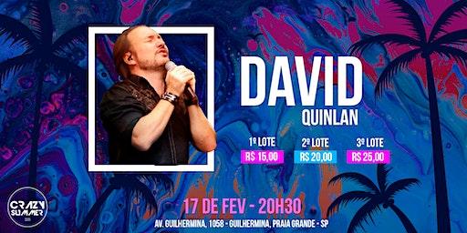 CRAZY SUMMER 2020 - DAVID QUINLAN