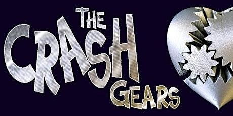 THE CRASH GEARS tickets