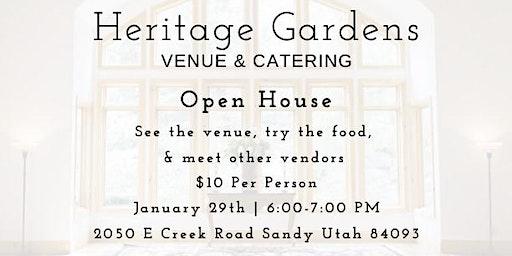 Tasting & Vendor Open House