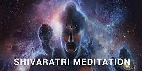 Shivaratri Meditation (kostenlos) Tickets