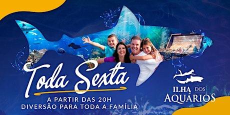 Ilha dos Aquários em Porto Seguro, Bahia ingressos