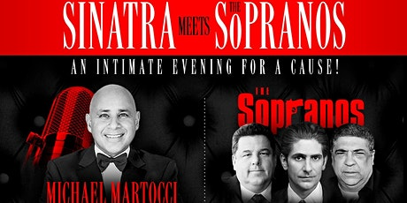 SINATRA MEETS THE SOPRANOS FOR A CAUSE tickets