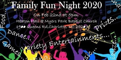Charlotte Malayalee Family Night 2020 tickets