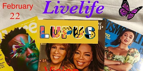Live Life's 2020 Vision Board Party tickets