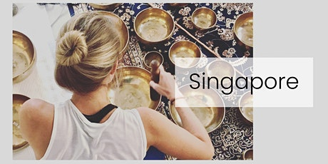 Level 1 & 2 Sound Healer Practitioner Training - Singapore tickets