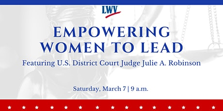 Empowering Women to Lead: Annual Breakfast Reservation tickets