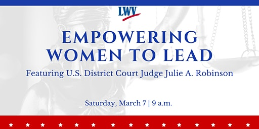 Empowering Women to Lead: Annual Breakfast Reservation