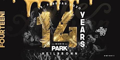 14 Years of Musikpark Heilbronn Tickets