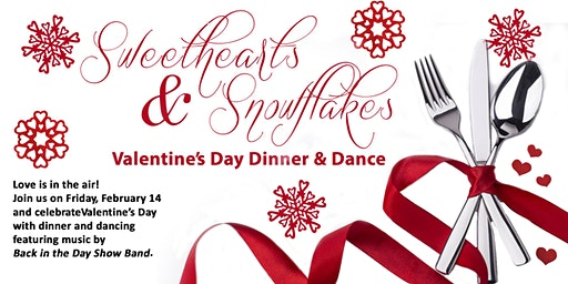 Sweethearts & Snowflakes Dinner & Dance