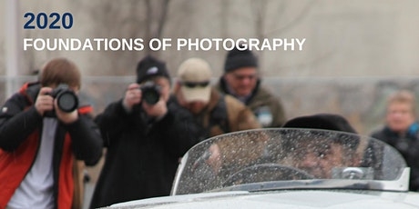 2020 Foundations of Photography at The Simeone Museum tickets