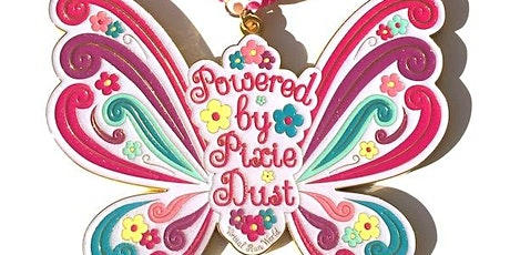 2020 Powered by Pixie Dust 1M 5K 10K 13.1 26.2 -Paterson tickets