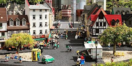 Legobautage - Wunderbar Tickets