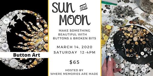 Sun & Moon Buttons & Bits