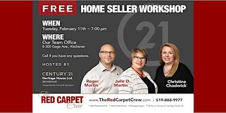 Home Seller Workshop tickets