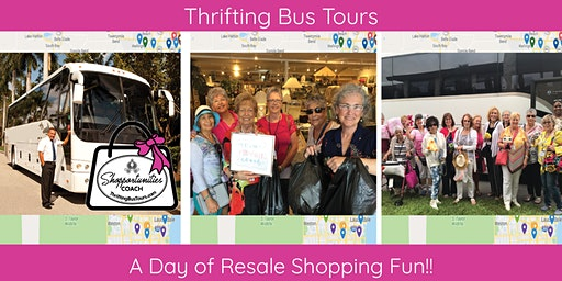 100+ Miles Thrift-A-Thon from Naples/Ft. Myers going North to Sarasota