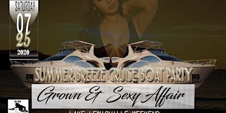 Summer Breeze Cruise tickets