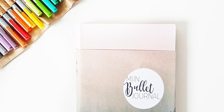 Workshop start je eigen bullet journal - crealief tickets