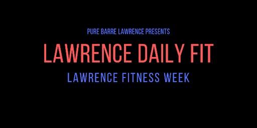 Lawrence Fitness Week