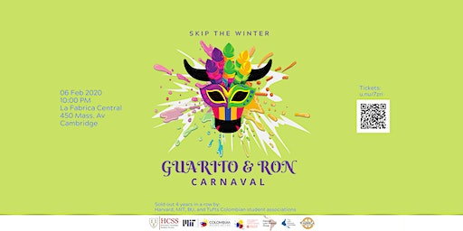 Guarito y Ron CARNAVAL (21+)