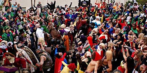 2nd Annual Massive Comic Con Theme Bar Crawl and Ball Friday