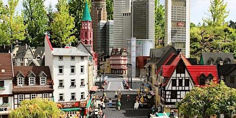 Legobauabend für Erwachsene Tickets