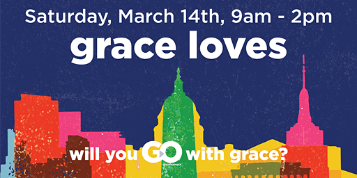 GRACE LOVES: One Day Service Event