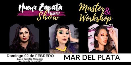 Huenu Zapata MakeUp Show - Mar del Plata (1era Edición)  entradas