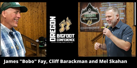 Oregon Bigfoot Conference tickets