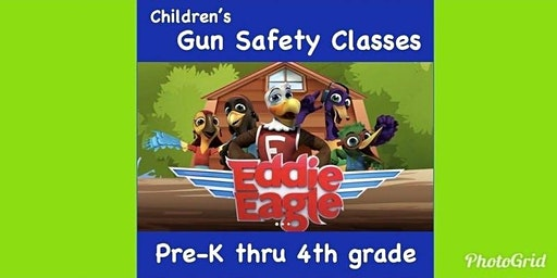 Eddie Eagle Gun Safety Program