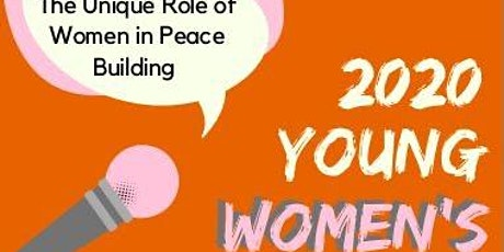 Young Women's Speech Contest UK  tickets