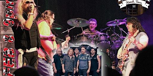 Van Halen & Foreigner Tributes