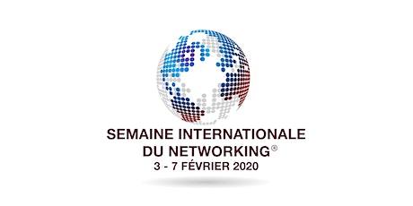 Semaine Internationale du Networking - BNI Zone Liège billets