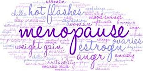Journey through Menopause tickets