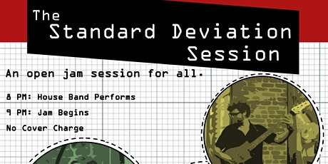 The Standard Deviation Session tickets